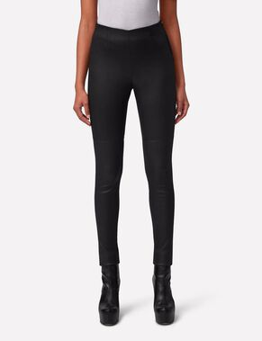 DAPHNE STRETCH LEATHER PANTS