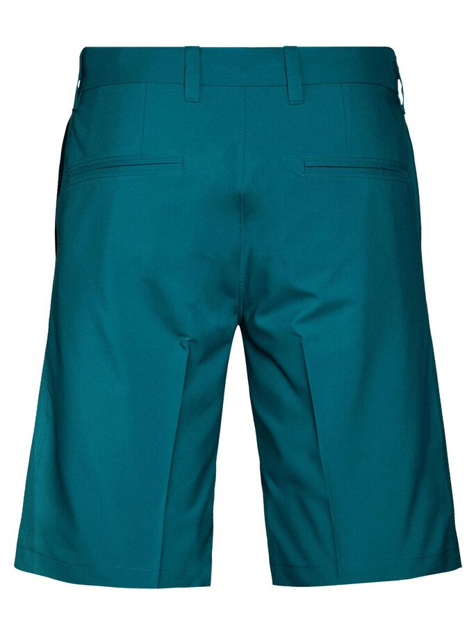 SOMLE LIGHT POLY SHORTS, Dk Green/Blue, large