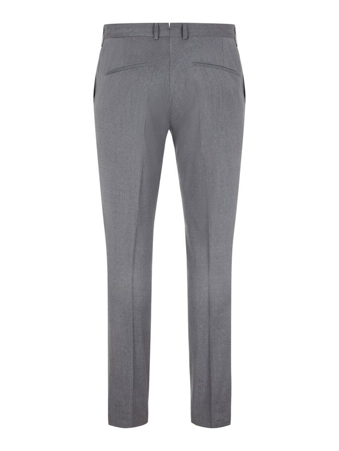 GRANT WOLLEN BROEK, Stone Grey, large