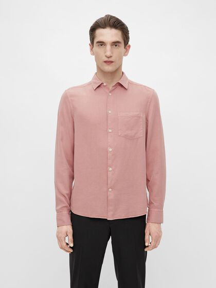 TENCEL SLIM FIT SHIRT