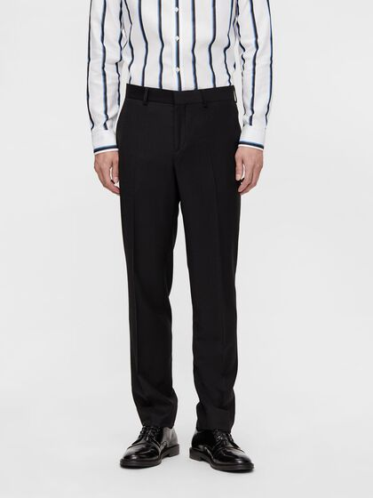 LEO FLANNEL TROUSERS