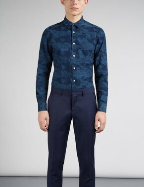 DANIEL ALBIATE DNM DENIM SHIRT