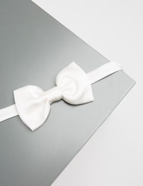 EVENING SATIN BOW TIE