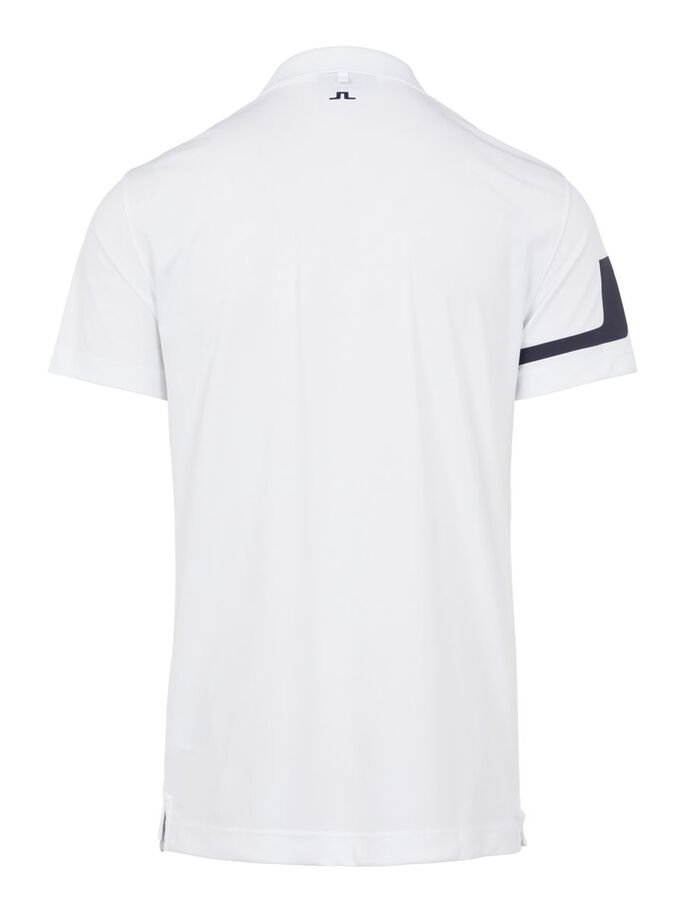 HEATH REGULAR FIT POLO SHIRT, White, large