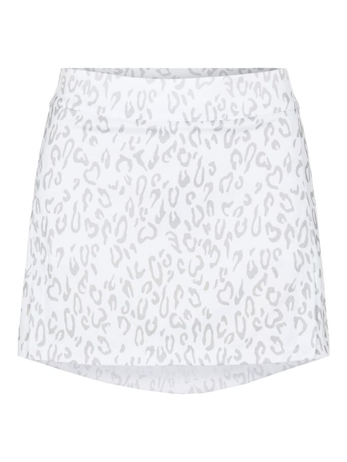 AMELIE SKIRT, ANIMAL GREY WHITE, large
