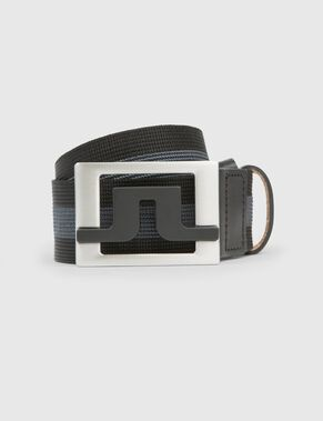 SLATER 40 STRIPED WEBBING BÆLTE