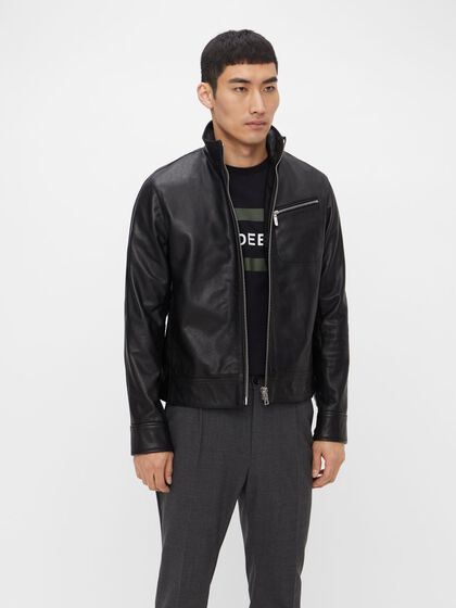 STERLING LEATHER JACKET