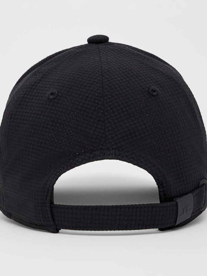 CADEN CAP, Black, large