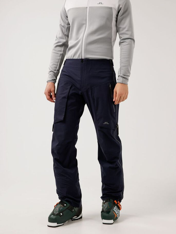 SUMMIT SOFTSHELL TROUSERS, JL Navy, large