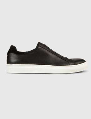 COMBO LEATHER SNEAKERS