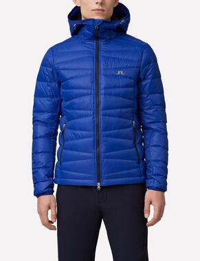 RADIATOR HOODED LINER PERTEX PUFFER JACKET