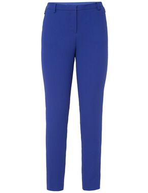 PAULEE WRINKLE STRETCH SUIT TROUSERS