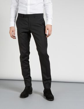 GRANT COMFORT WOOL TROUSERS