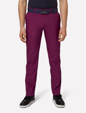 ELOF SLIM FIT LIGHT POLY TROUSERS