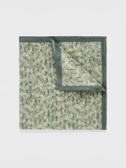 28 SQUARE ABSTRACT HANDKERCHIEF