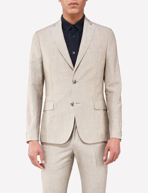 HOPPER DRESSED LINEN BLAZER