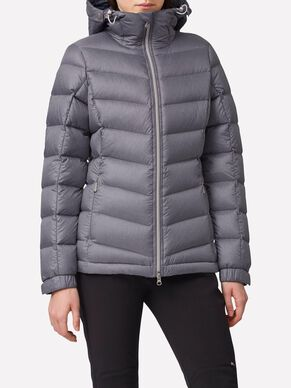 RADIATOR GREY MEL SKI JACKET