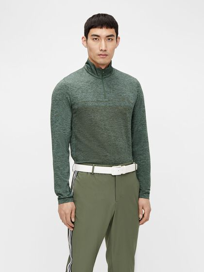 JOEY SEAMLESS MID LAYER SWEATER