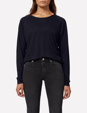 RENÉ DRAPY JERSEY LONG-SLEEVED T-SHIRT