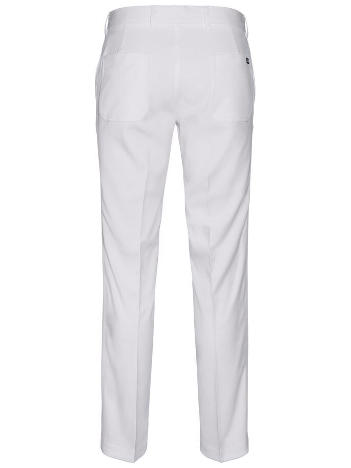 TROON 2.0 MICRO STRETCH TROUSERS, White, large