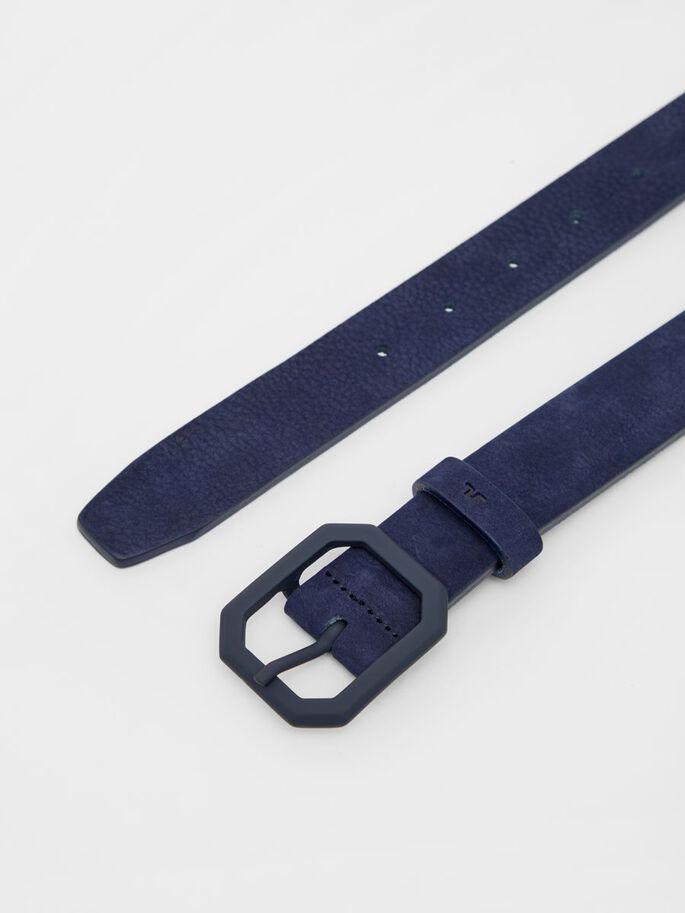 BIBBI BELT, JL Navy, large