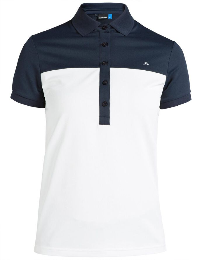 CARIN TX TORQUE POLO SHIRT, JL Navy, large