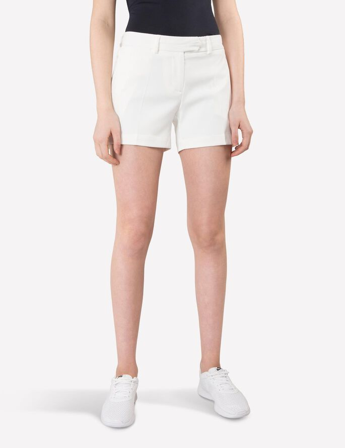 FIA MICRO-STRETCH SHORTS, White, large