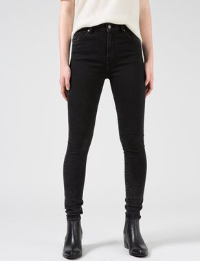 GRETE HIGH-WAIST RUSH SKINNY FIT JEANS