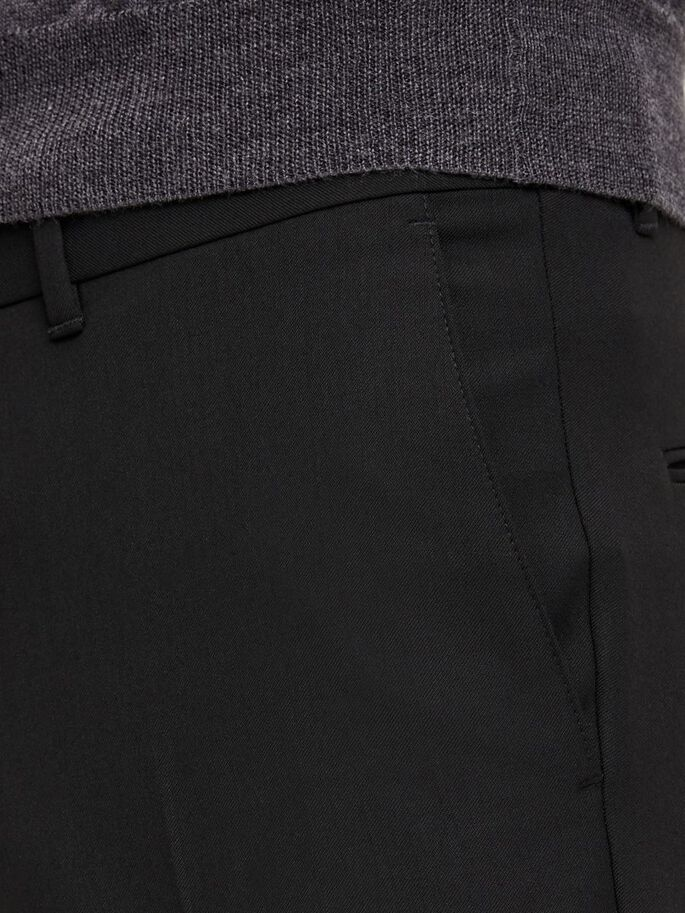 GRANT STRETCH TWILL HOSE, Black, large