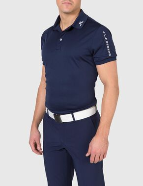 M TOUR TECH TX JERSEY POLO SHIRT