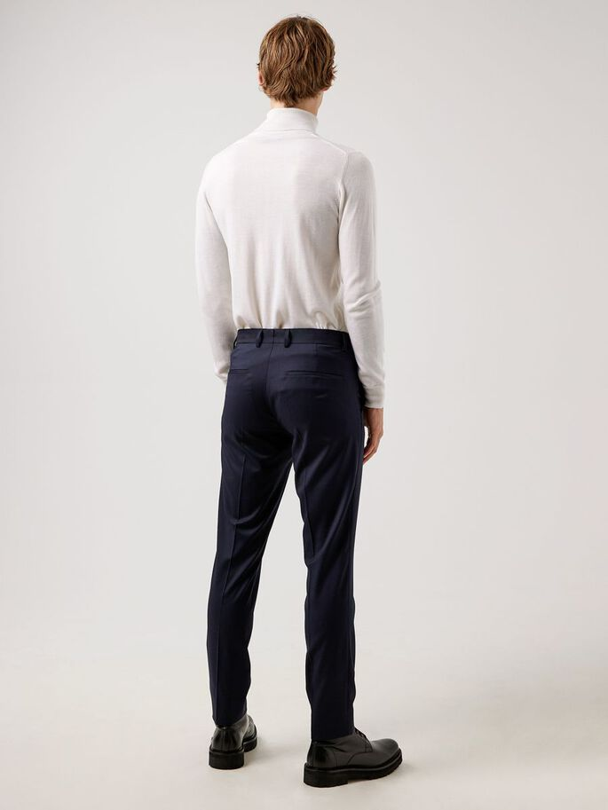 GRANT LEGEND WOOL TROUSERS, JL Navy, large
