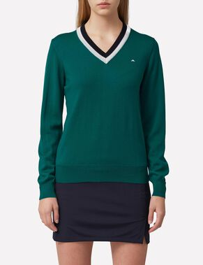 AMY TRUE MERINO KNITTED PULLOVER
