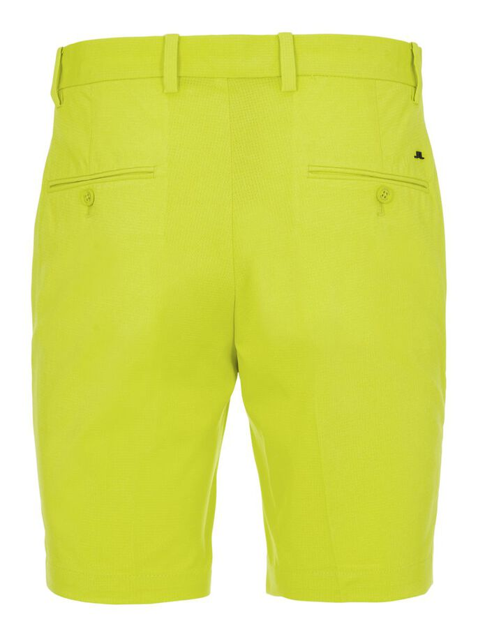 VENT TIGHT GOLF SHORTS, Leaf Yellow, large