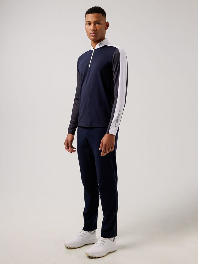 RY MID LAYER SWEATER, JL Navy, large