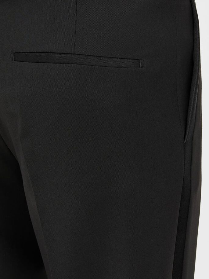 LEO TUX HOSE, Black, large