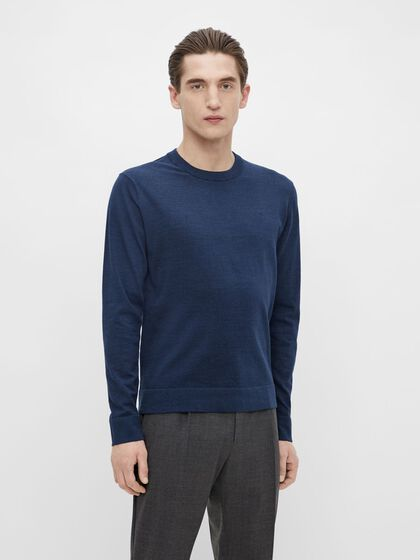 NIKLAS CREW NECK SWEATER