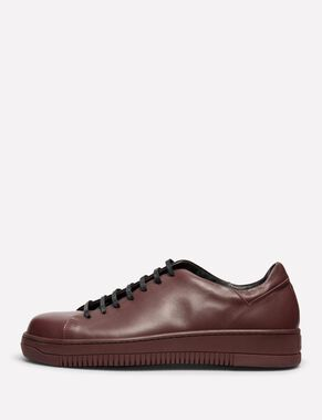 LEATHER SPORT CALF SNEAKERS