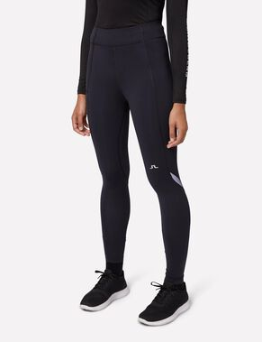 RUNNING  COMPRESSION POLY TIGHTS