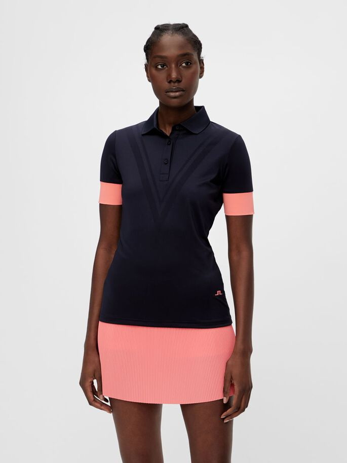 ALICE POLO, JL Navy, large