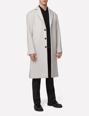 CROMBIE 77 POWER MELTON COAT