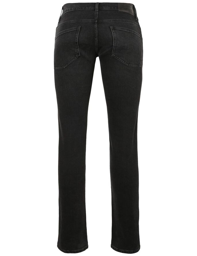 JAY MYSTIC BLACK SLIM FIT JEANS, Black, large