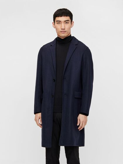 WOLFRAM WOOL COAT