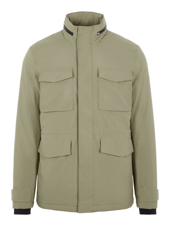 TRACER TECH JACKET, Army Green, large