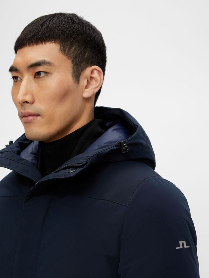 THERMIC DONS PARKA, JL Navy, large