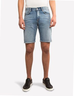JAKE JADED DENIM SHORTS