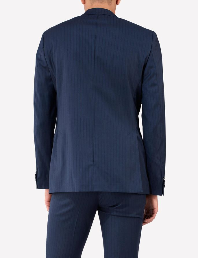 DONNIE SOFT LEGEND WOLL- BLAZER, Dk Navy, large