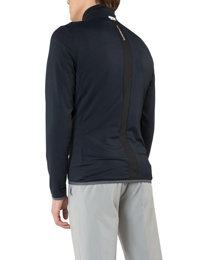 PER FIELDSENSOR MD SPORTS JACKET, JL Navy, large