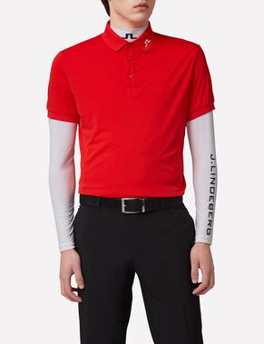 KV REGULAR FIT TX JERSEY POLOSHIRT
