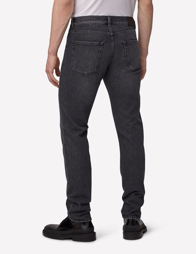 JAKE CARBON REGULAR FIT JEANS, Dk Grey, large