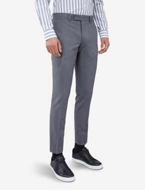 GRANT ZELAND TWIST SUIT TROUSERS